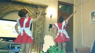 女神 AKB ダンス