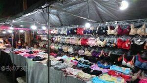 タイ国境サダオの下着屋